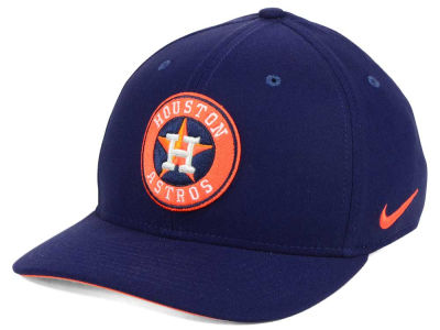 Houston Astros Nike MLB Ligature Swoosh Flex Cap