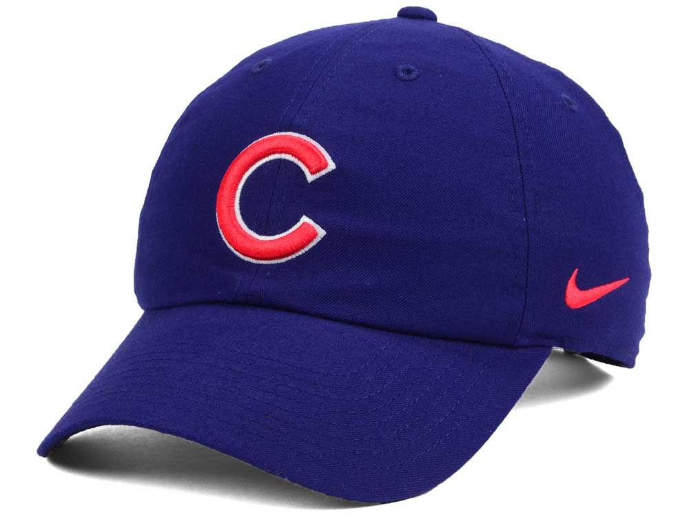 bf6e1278bf3 Chicago Cubs Nike MLB Dri-Fit H86 Stadium Cap