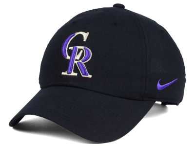 Colorado Rockies Nike MLB Dri-Fit H86 Stadium Cap