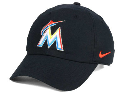 Miami Marlins Nike MLB Dri-Fit H86 Stadium Cap