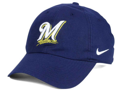 Milwaukee Brewers Nike MLB Dri-Fit H86 Stadium Cap