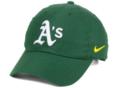 Oakland Athletics Nike MLB Dri-Fit H86 Stadium Cap