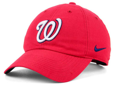 Washington Nationals Nike MLB Dri-Fit H86 Stadium Cap