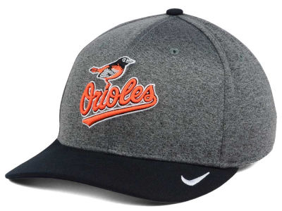Baltimore Orioles Nike MLB Hight Tail 2Tone Flex Cap