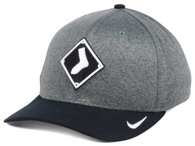 Chicago White Sox Nike MLB Hight Tail 2Tone Flex Cap