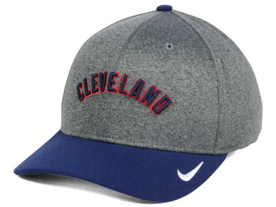 Cleveland Indians Nike MLB Hight Tail 2Tone Flex Cap
