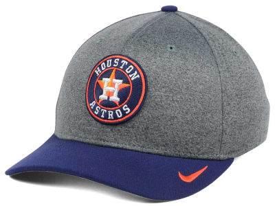 Houston Astros Nike MLB Hight Tail 2Tone Flex Cap