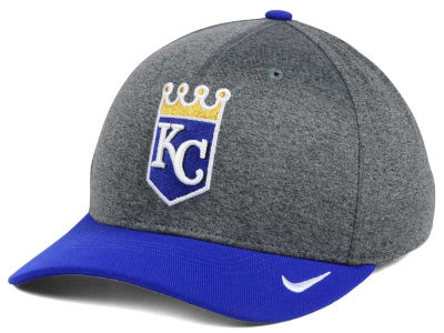 Kansas City Royals Nike MLB Hight Tail 2Tone Flex Cap