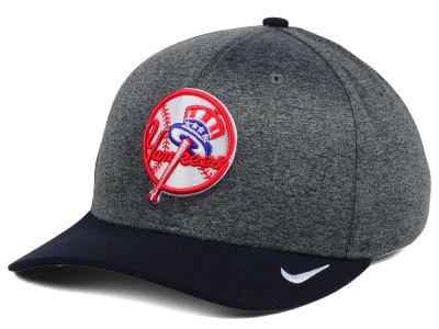 New York Yankees Nike MLB Hight Tail 2Tone Flex Cap