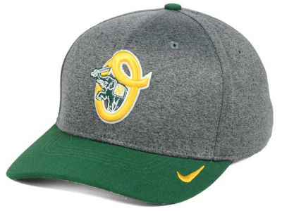 Oakland Athletics Nike MLB Hight Tail 2Tone Flex Cap