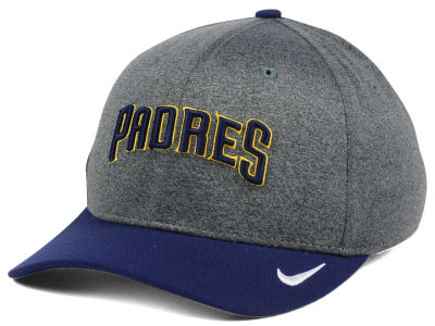 San Diego Padres Nike MLB Hight Tail 2Tone Flex Cap