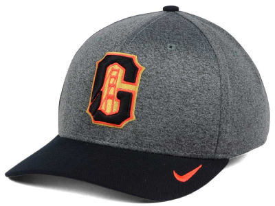 San Francisco Giants Nike MLB Hight Tail 2Tone Flex Cap