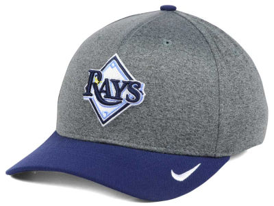 Tampa Bay Rays Nike MLB Hight Tail 2Tone Flex Cap