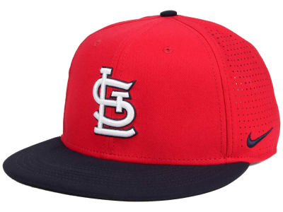 St. Louis Cardinals Nike MLB Aero True Structured Velcro Cap