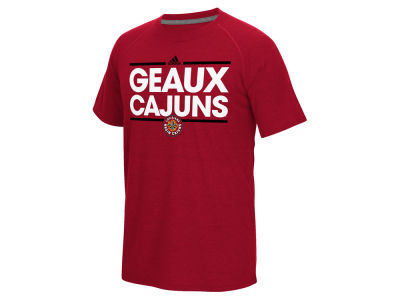 Louisiana Ragin' Cajuns adidas NCAA Men's Dassler Local T-Shirt