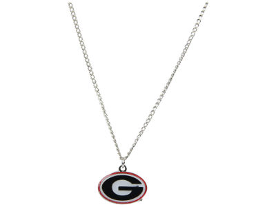 Georgia Bulldogs Team Logo Necklace Aminco