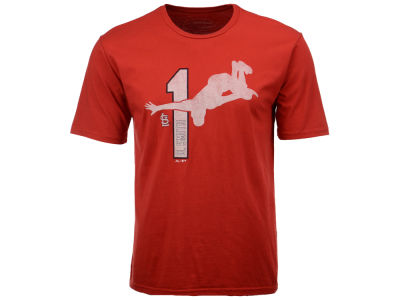 St. Louis Cardinals Ozzie Smith MLB Men's Lux Cotton Player T-Shirt