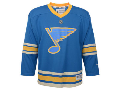 St. Louis Blues Reebok NHL Youth 2017 Winter Classic Jersey