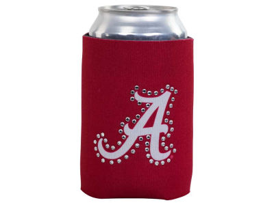 Alabama Crimson Tide Bling Can Coozie