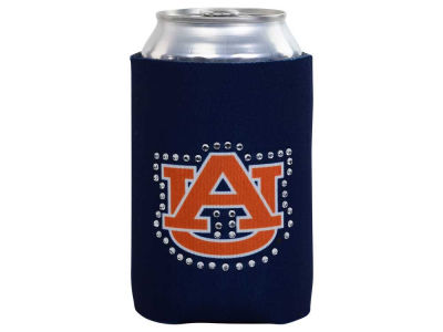 Auburn Tigers Bling Can Coozie