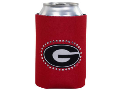 Georgia Bulldogs Bling Can Coozie