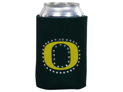Oregon Ducks Bling Can Coozie