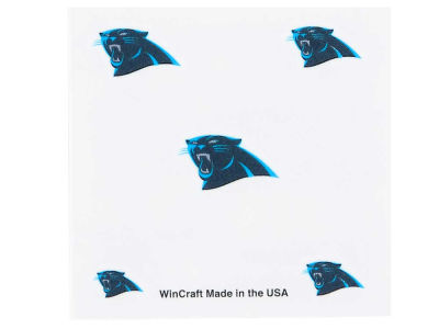 Carolina Panthers Tattoo Nail