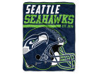 Seattle Seahawks The Northwest Company Micro Raschel 46x60