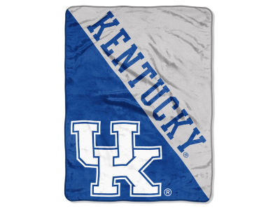 "Kentucky Wildcats The Northwest Company Micro Raschel 46x60 ""Halftone"" Blanket"