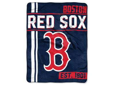 "Boston Red Sox Micro Raschel 46x60 ""Walk Off"" Blanket"