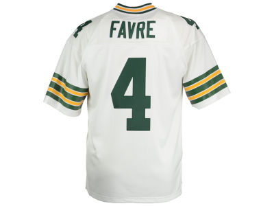 Green Bay Packers Brett Favre Mitchell & Ness NFL Replica Throwback Jersey