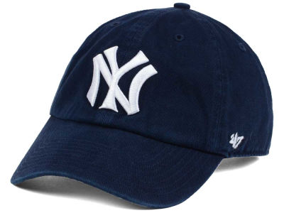 New York Yankees '47 MLB Cooperstown '47 CLEAN UP Cap