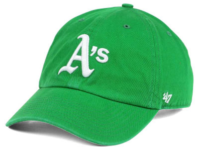 Oakland Athletics '47 MLB Cooperstown 47' CLEAN UP Cap