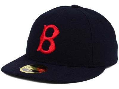 Boston Red Sox New Era MLB 2016 Turn Back The Clock 59FIFTY Cap