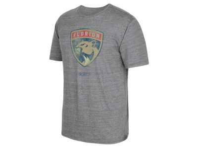 Florida Panthers Reebok NHL CCM Bigger Logo T-Shirt
