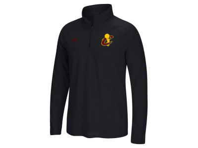 Cleveland Cavaliers adidas NBA Men's Champs Quarter Zip Pullover
