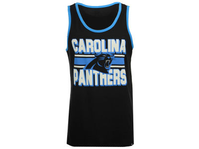 Carolina Panthers '47 NFL Men's Team Stripe Crosstown Tank