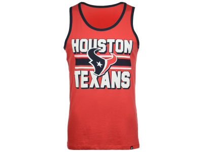 Houston Texans '47 NFL Men's Team Stripe Crosstown Tank