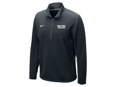 Ohio State Buckeyes NCAA Men's Volleyball Dri-Fit Training Quarter Zip Pullover
