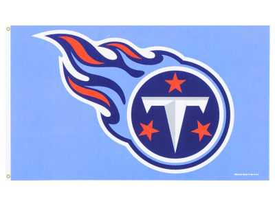 Tennessee Titans 3x5 Deluxe Flag