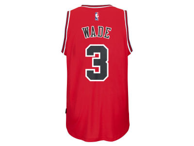Chicago Bulls Dwyane Wade NBA Youth New Swingman Jersey