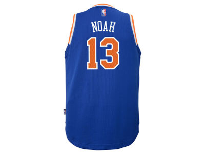 New York Knicks Joakim Noah adidas NBA Youth Swingman Jersey
