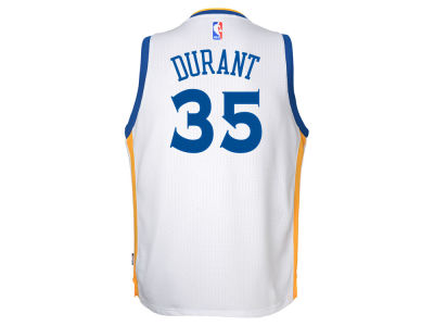 Golden State Warriors Kevin Durant NBA Youth Swingman Jersey