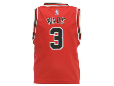 Chicago Bulls Dwyane Wade Youth NBA Revolution 30 Jersey