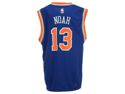 New York Knicks Joakim Noah Youth NBA Revolution 30 Jersey
