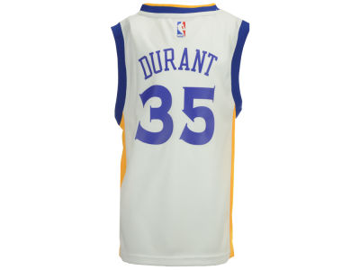 Golden State Warriors Kevin Durant Youth NBA Revolution 30 Jersey