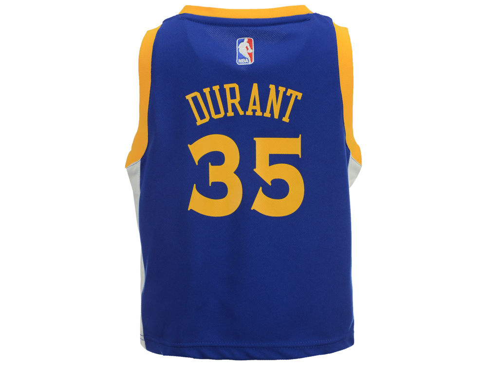 Golden State Warriors Kevin Durant adidas NBA Toddler Replica Jersey ... b7424105a