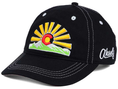 Aksels Colorado Sunset Dad Hat
