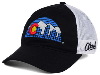 Aksels Colorado Skyline Relaxed Mesh Cap