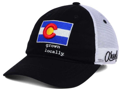Aksels Colorado Grown Locally Relaxed Mesh Cap